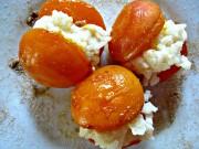 gefüllte Aprikosen - mein Montagsrezept zum lecker Essen