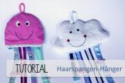 Haarspangen-Hänger I FREEbook