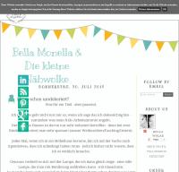 Bella Monella und Die kleine Nähwolke