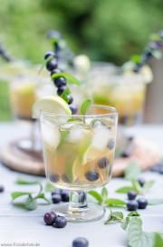 Huckleberry Mojito von den [Foodistas]