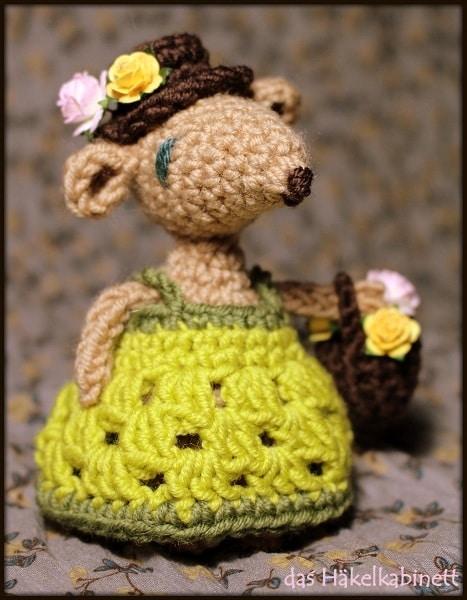 Ludmilla, das Blumenmädchen
