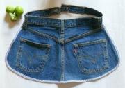 Jeansschürze