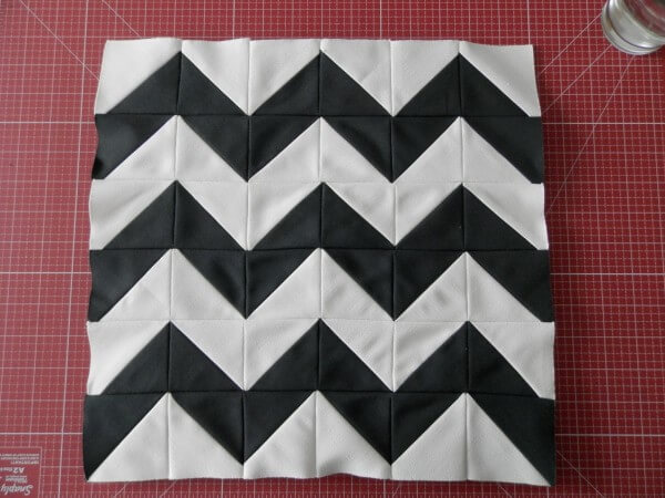 Chevron Muster - HANDMADE Kultur