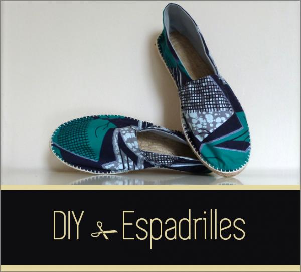 DIY Espadrilles