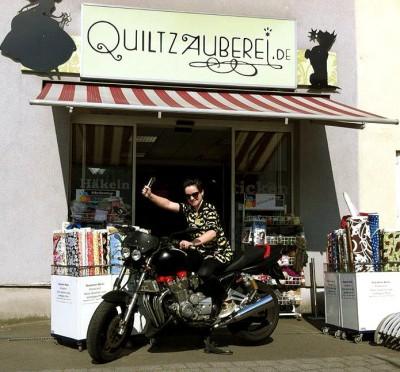 Quiltzauberei.de - Lifestyle für Nähwittchen, Stricklieseln & Basteltanten