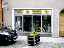 Stoffhaus Tippel KG - Stoff and go