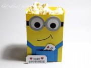Minions - Popcon - Tüte mit Kino-Gutscheinen