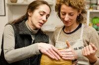 """Workshop """"Keramik Objekte - Selbstgemacht. Vasen, Schalen, Teller, Uhren"""""""