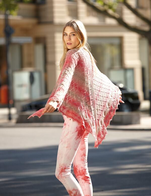 Damen Lace Tuch Handmade Kultur