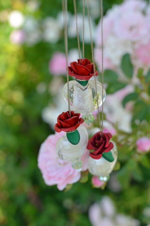 Rosenkette für Freizeit und Tracht