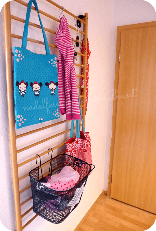 Upcycling Garderobe