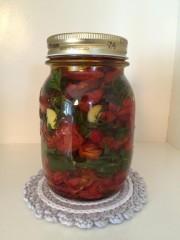 So geht's: getrocknete Tomaten einlegen