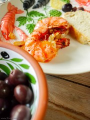 Garnelen Piri-Piri von den [Foodistas]