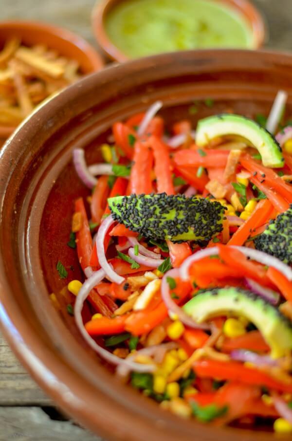 Ensalada Mexicana von den [Foodistas]