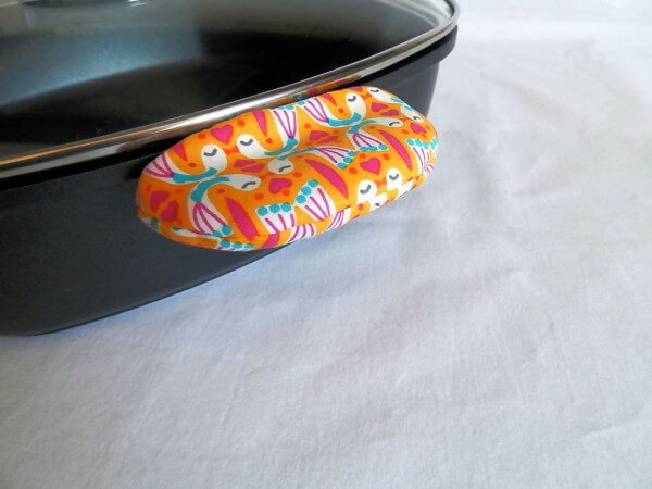 Mini Backhandschuhe