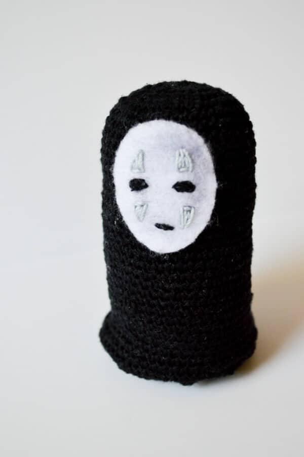 Ohngesicht Amigurumi - HANDMADE Kultur