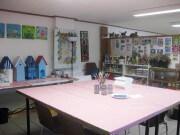 kreativer Kindergeburtstag im Atelier