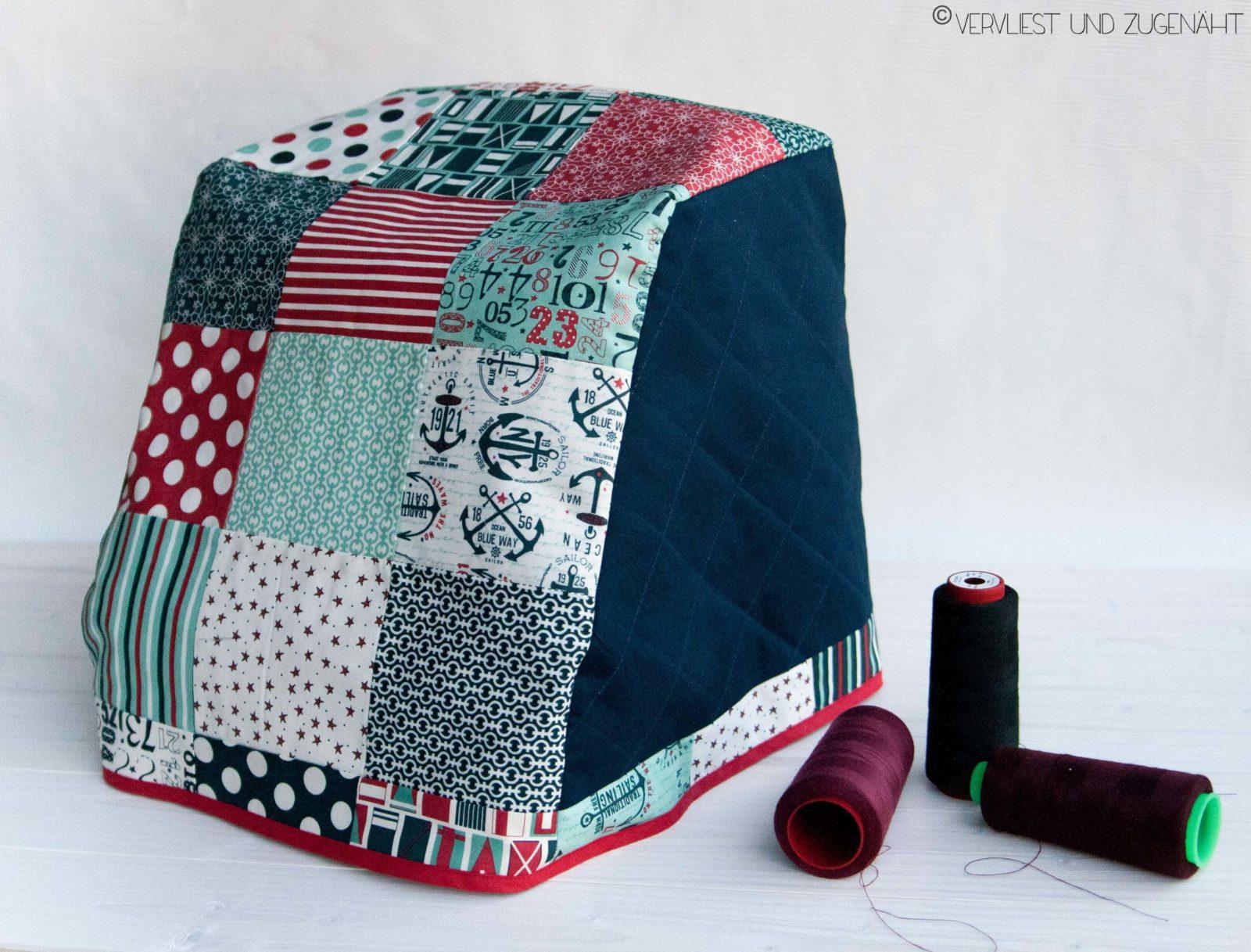 naehmaschinenhuelle naehen handmade kultur