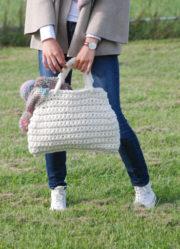Tasche häkeln - so schön für den Herbst