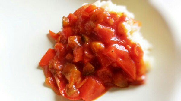 fruchtig saure Paprika-Tomaten-Sauce (Zigeunersauce)