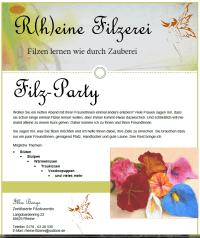 Filz-Party
