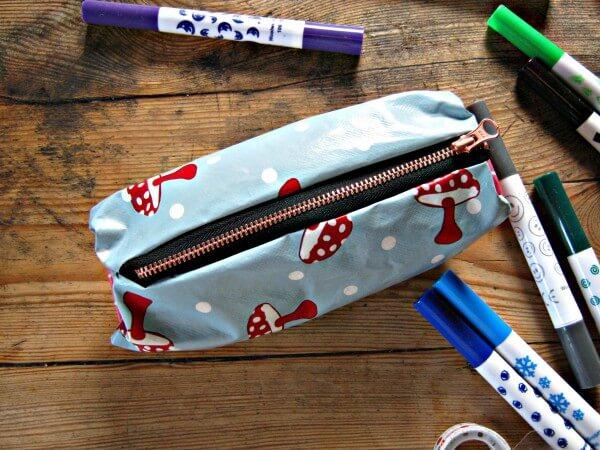 Schlampermäppchen oder Stiftemäppchen???  #DIY