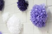 Pompons für die Wand  - Tipps & Tricks