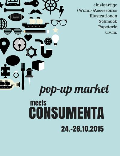 Pop-up market meets Consumenta