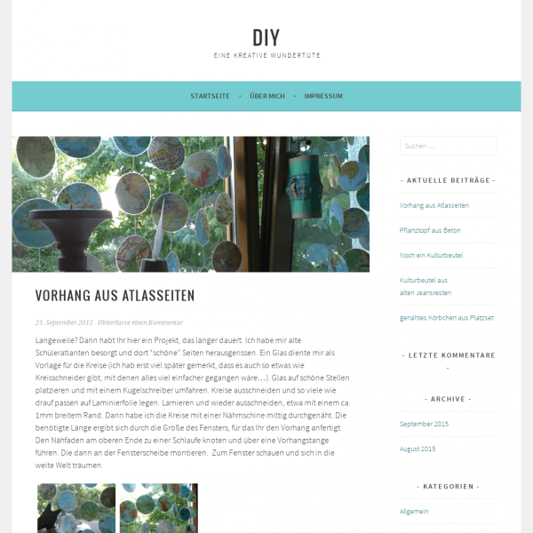 DIY | Eine kreative Wundertüte