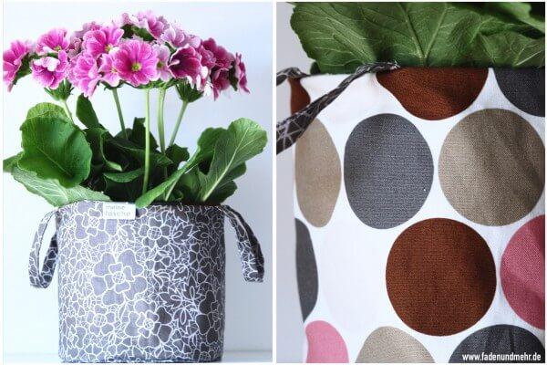 My lovely Flower-Bag!