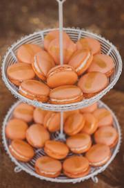 Pastel Macarons von den [Foodistas]