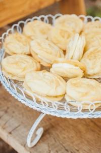 Rose Cookies von den [Foodistas]