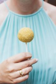 Golden Cake Pops von den [Foodistas]