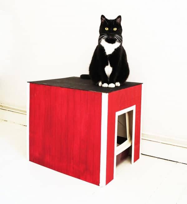Katzenklohütte