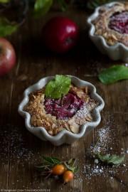 Apfel-Clafoutis