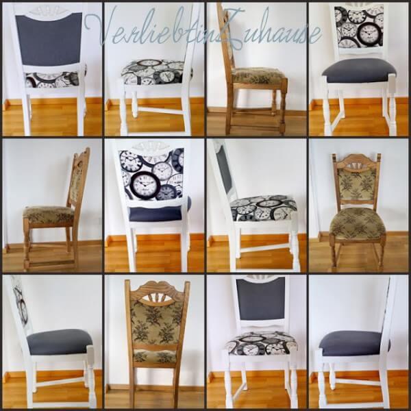 Da wurde gehandwerkelt -Stühle fast wie neu