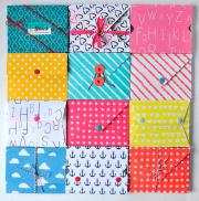 DIY Tutorial - easy peasy Box für Postkarten in 4 Varianten