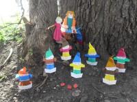 Geburtstagsfeier mit Origami, München