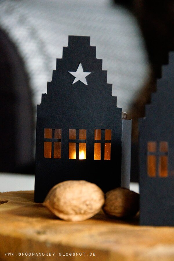 diy haus windlicht handmade kultur. Black Bedroom Furniture Sets. Home Design Ideas