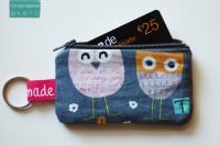 Täschen für Geschenkkarten, Schlüssel, Kleingeld und Krimskram nähen