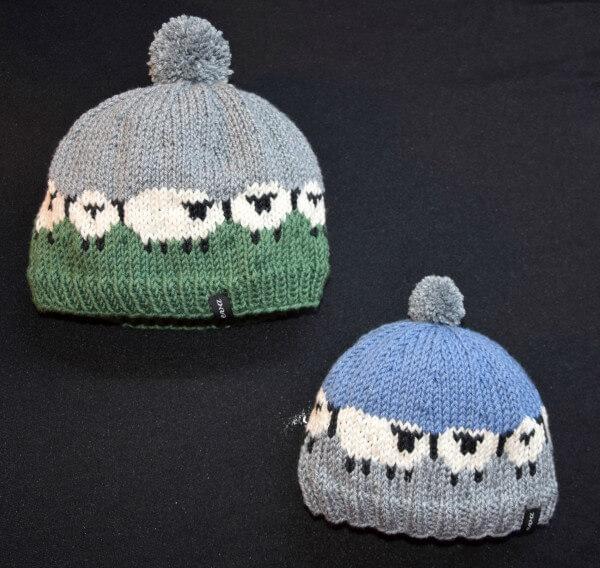Baa-blee Hat für den Winterzauber