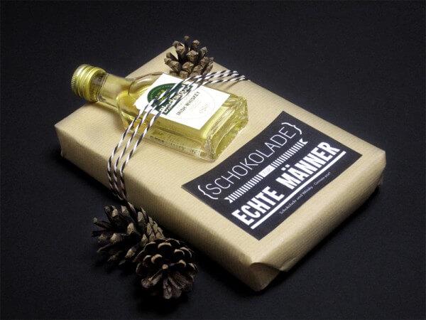 Drei kreative Geschenkideen zum Verpacken von Schokolade