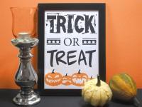 Tolles Freebie für deine Halloween-Deko!