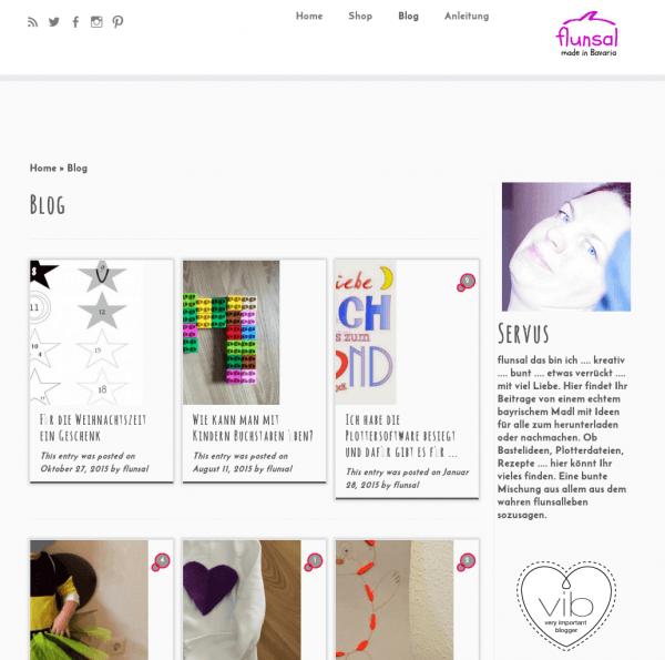 Blog | flunsal
