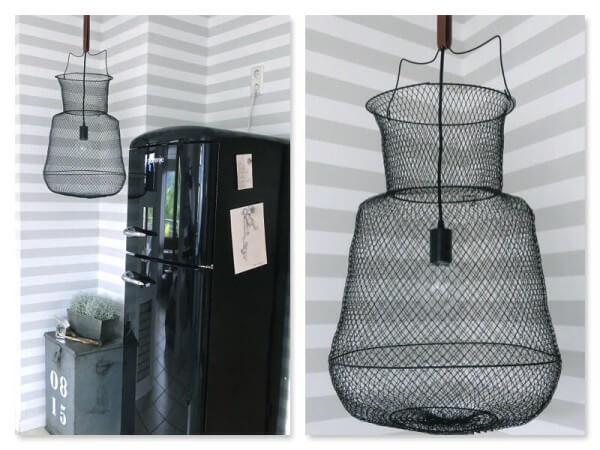 """DIY Lampe """"Setzkescher"""""""