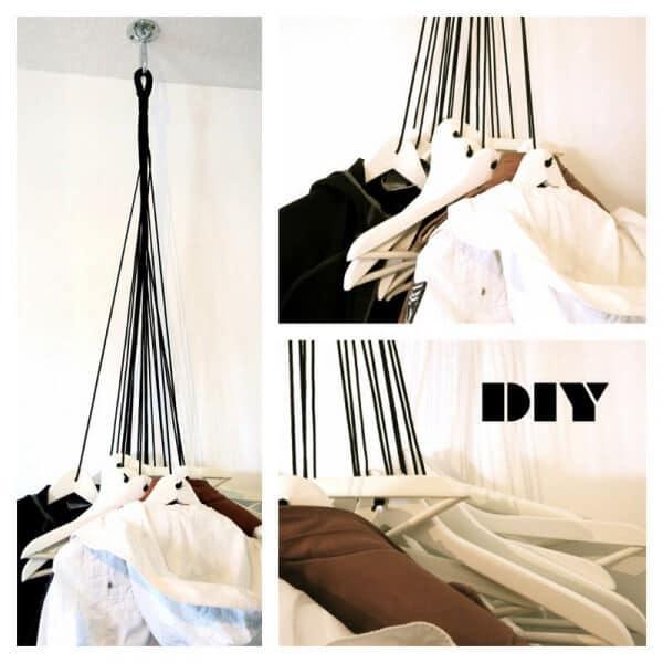 diy garderobe handmade kultur. Black Bedroom Furniture Sets. Home Design Ideas