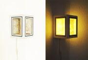 Bilderrahmenlampe
