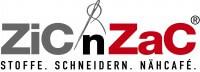ZiC'nZaC. Stoffe. Schneidern. Nähcafé.