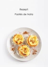Rezept: Pastéis de Nata