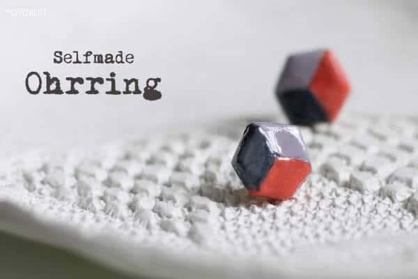 Selfmade Ohrringe